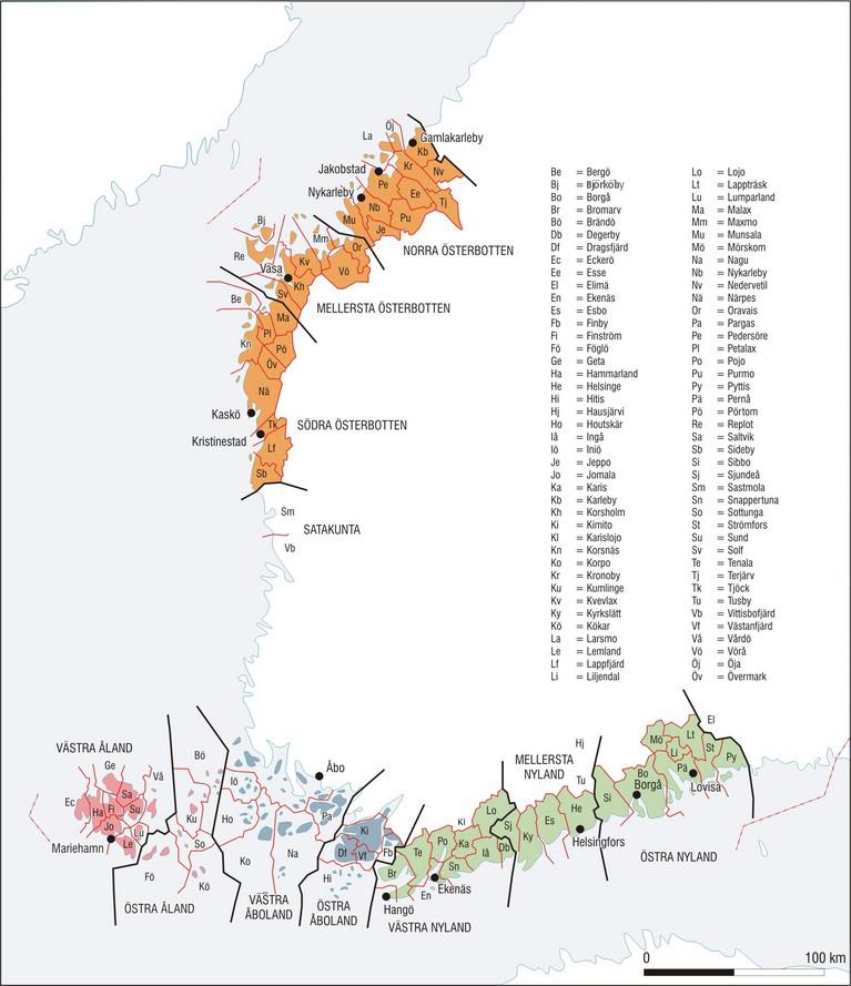 Suomenruotsin Murteet Kotimaisten Kielten Keskus